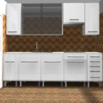 3d küchenaufbau