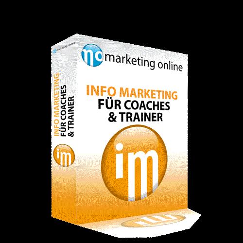 Info Marketing für Coaches & Trainer
