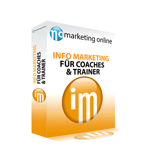 Info Marketing für Coaches & Trainer