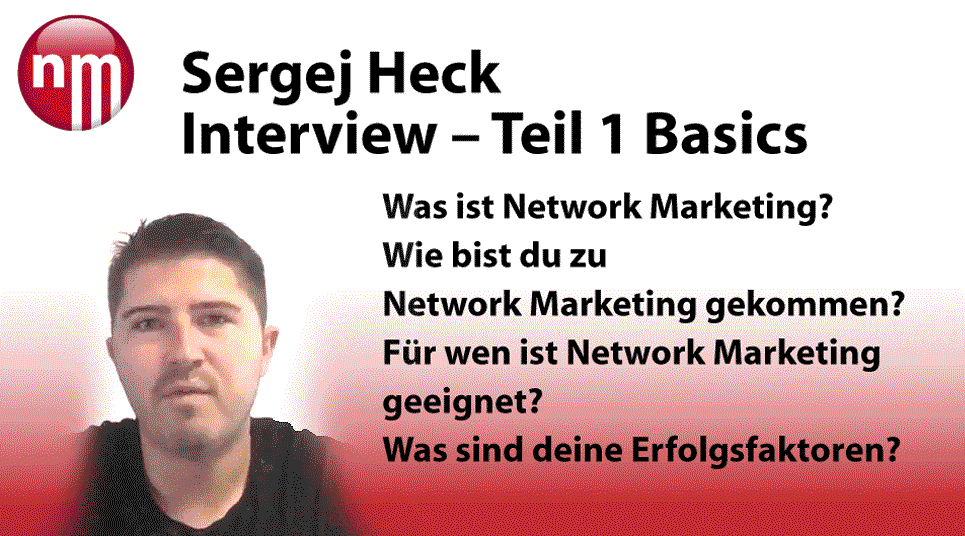 Sergej Heck im Interview